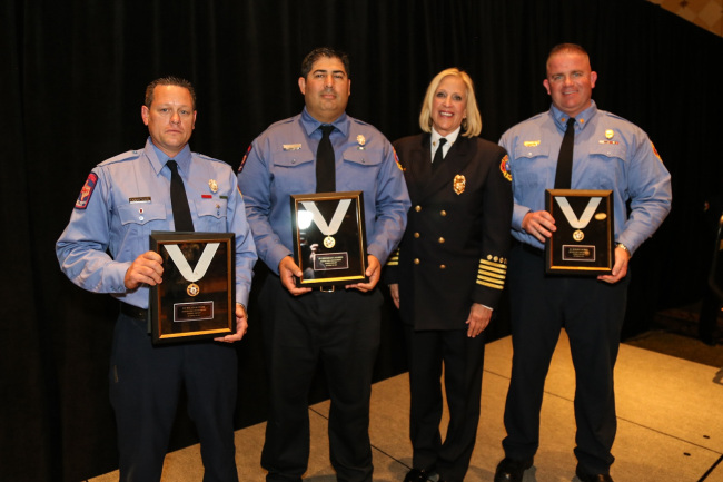 Afd Purple Heart Awards